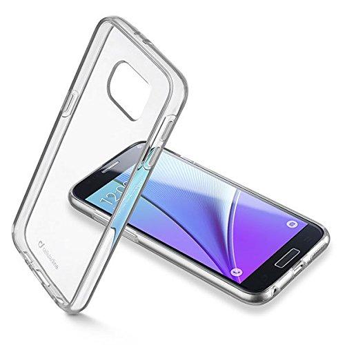 Cellular Line - Transparente Schutzhülle für das Smartphone Samsung Galaxy S7