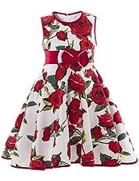 Free Fisher-robe Enfant bébé Fille - robe de La Combinaison-fleur-point-croix-carré-chat