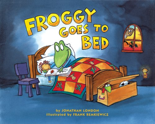 Froggy Goes to Bed (English Edition)