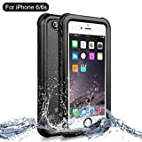 Best Iphone 6 Underwater Cases - iPhone 6/6s Waterproof Shockproof case, NewTsie Full-body Protective Review