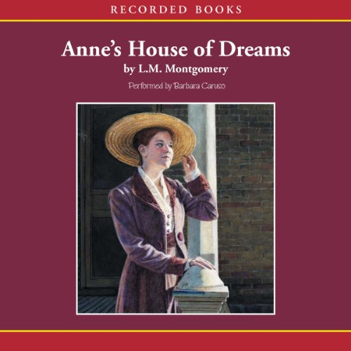 Anne's House of Dreams  Audiolibri
