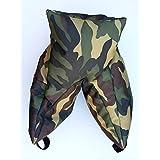 Sac Grappler Caméra Bean.Army. Pre-filled. Préremplie. Wildlife Photography Bean Bag. Matériau: tissu polyester camouflage DPM armée. Entièrement étanche. Tout neuf.