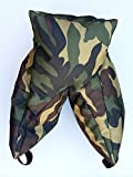 Grappler Camera Bean bag. Pre-filled. Army. Wildlife Photography Bean Bag. MATERIAL: Army pattern DPM camouflage polyester fabric. Fully WATERPROOF. Brand New. (UK STOCK)