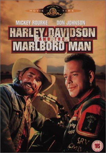 Harley Davidson & The Marlboro Man [UK Import]