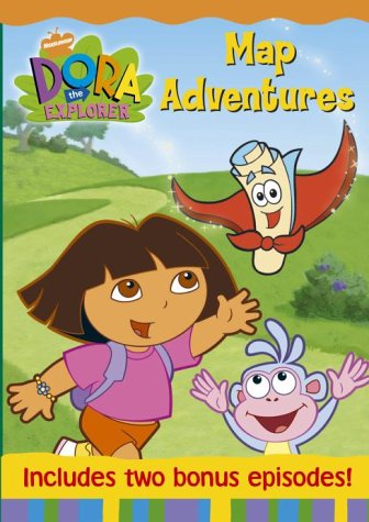 The Explorer - Dora's Map Adventure