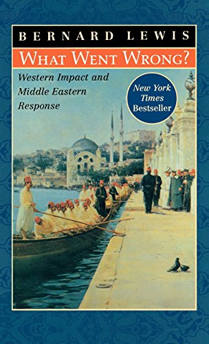 What Went Wrong?: Approaches to the Modern History of the Middle East