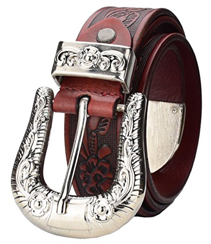 qishi-yuhua-pd-mens-carved-belt-red-wine-luxury-quality-leather-belt