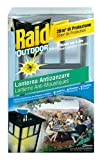lanterna antizanzare e repellente insetti con luce kit per uso esterno