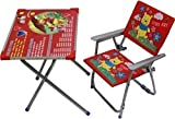 Kids Table Chair Red Study Table Chair