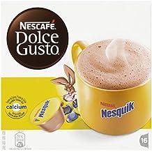 Nescafé Dolce Gusto - Nesquik - 3 Paquetes de 16 Cápsulas - Total: ...