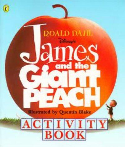 Roald Dahl's James And the Giant Peach Activity Book