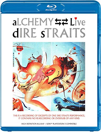 Price comparison product image Dire Straits: Alchemy Live [Blu-ray] [2010] [Region Free]