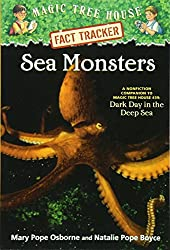 Sea Monsters: A Nonfiction Companion to Magic Tree House #39: Dark Day in the Deep Sea (Magic Tree House Fact Tracker)
