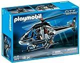 Stadt Action: Taktisch Polizei Hubschrauber Spielset 5975