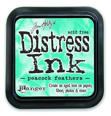 Ranger Tim Holtz Distress Ink Pads, Peacock
