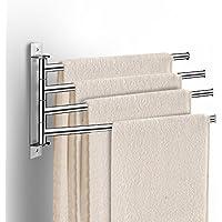 Portasciugamani da parete - Amazon porta asciugamani bagno ...
