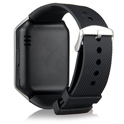 0f4079822 Dz09 Smart Watch Phone ZKCREATION Wireless Bluetooth Smartwatch 2.0MP  Camera for Android and iOS System (Silver) - Smart Camera Phone™ ( UK )