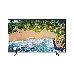 Samsung 4K Ultra HD Certified HDR Smart TV – Charcoal Black (2018 Model)