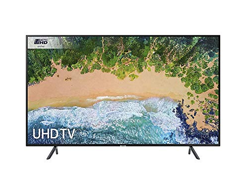 Samsung 4K Ultra HD Certified HDR Smart TV - Charcoal Black (2018 Model)