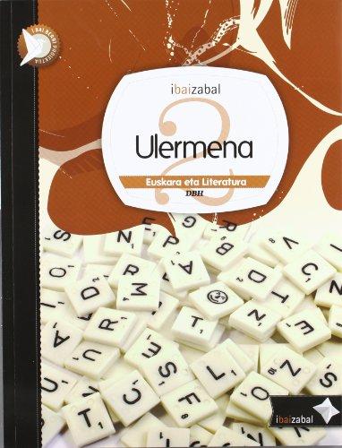 Ulermena Dbh2, ikaslearen materiala (i.bai.berri proiektua) - 9788483946282