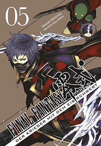 Final Fantasy - Type-0 5: Final Fantasy - Type-0: Der Krieger mit dem Eisschwert, Band 5: Der Prequel-Manga zum Game!
