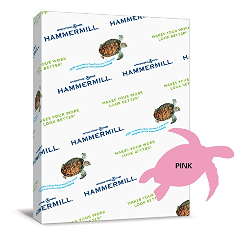 fore-mp-recycled-colored-paper-20lb-8-1-2-x-11-pink-500-sheets-ream
