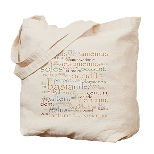 Bag Cafe Tote Press (CafePress–CATULL Antiken Farben–natürlicher Canvas Tote Bag, Stoff Einkaufstasche Tote M khaki)