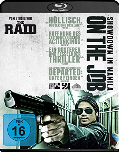 Bild von On the Job - Showdown in Manila [Blu-ray]