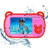 Digital Camera For Kids Waterproofs Review and Comparison