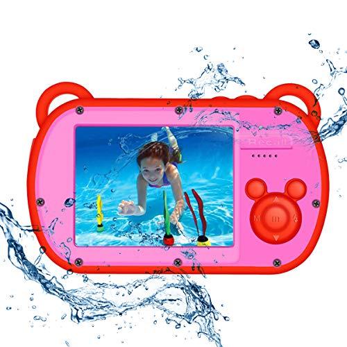 CamKing Cámara digital para niños bajo el agua
