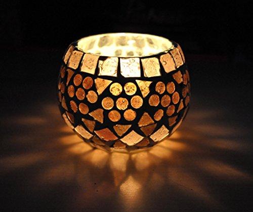Lalhaveli Designer Ethnic Votive Candle Holder
