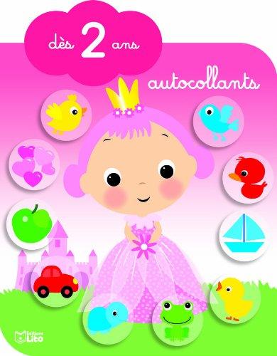 J'Aime Bien Coller : la Princesse - Dès 2 ans par M Gregoire