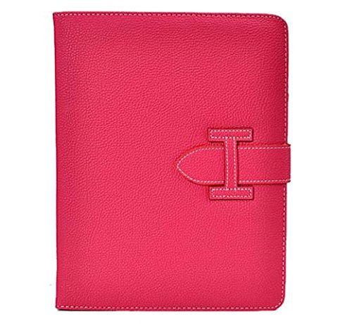 TGK H Style Leather Case Cover Stand with Hand Holder Card Slots...