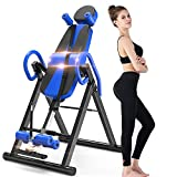 Best Inversion Tables - YOLEO Gravity Heavy Duty Inversion Table with Adjustable Review
