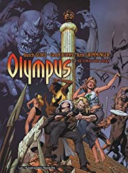 Olympus, Tome 2 : Le temple des dieux