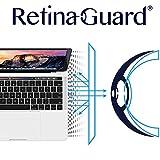 Retinaguard – Protection d'écran anti-lumière bleue pour MacBook Pro 13' avec Touch Bar - testé par SGS et Intertek - bloque la lumière bleue excessive et néfaste, réduire la fatigue visuelle et oculaire