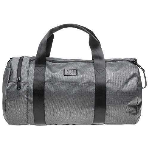 Fred Perry Textured Weave Homme Holdall Gris