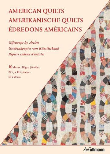 Giftwrap Paper - American Quilts: Geschenkpapiere von Künstlerhand (Giftwraps by Artists)
