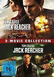 Jack Reacher / Jack Reacher: Kein Weg zurück [2 DVDs]