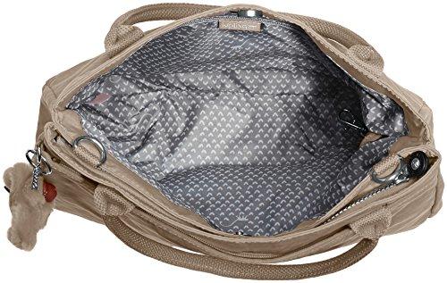 Kipling Caralisa, Sacs portés main Gris (Warm Grey_828)