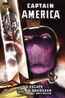 Captain America: No Escape (0785145133) | Amazon price tracker / tracking, Amazon price history charts, Amazon price watches, Amazon price drop alerts