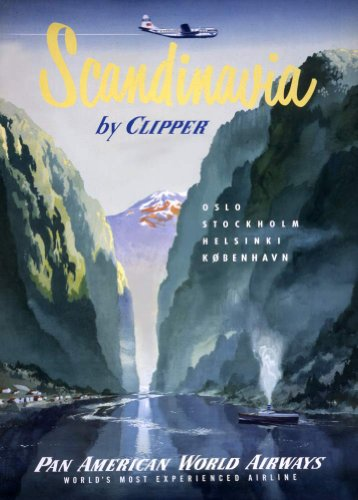 vintage-de-viaje-escandinavia-c1951-por-clipper-con-pan-am-airways-250-gsm-brillante-art-tarjeta-a3-
