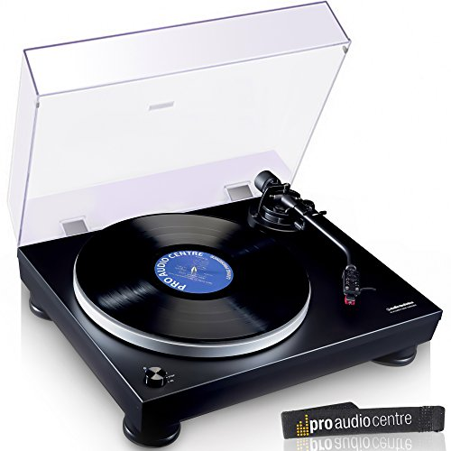 audio-technica-at-lp5-direct-drive-turntable-with-at95ex-cartridge-stylus-plus-authentic-at-lp5dt-du