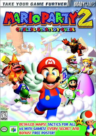 Mario Party 2 Official Strategy Guide