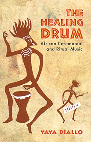Healing Drum por Yaya Diallo