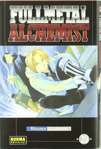 FULLMETAL ALCHEMIST 20 (CÓMIC MANGA)
