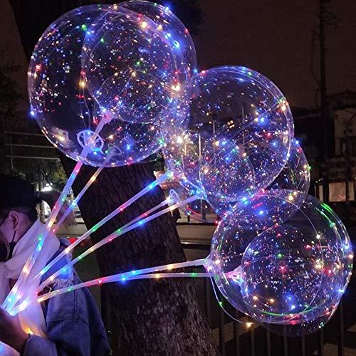 LED Helium Balloons, 18