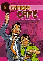 Caméra Café, Tome 5 - C'est nous qui offre de Georges Van Linthout