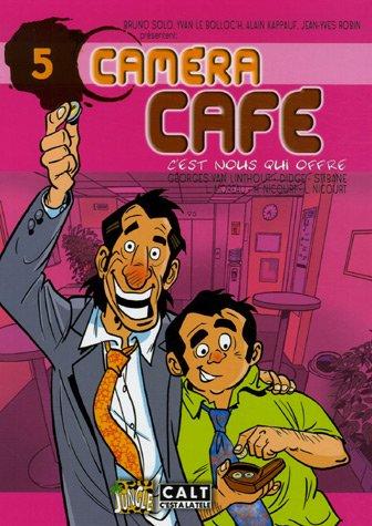 Caméra Café, Tome 5