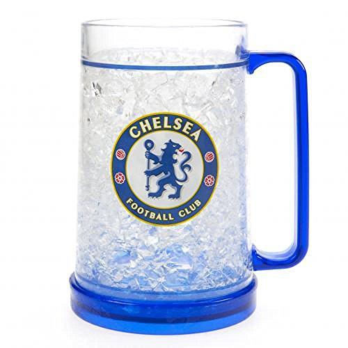 Offizielles Chelsea FC Kunststoff Gefrierschrank Humpen